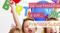 Clicca e CHIAMA ORA Dall' esperienza di anni nel settore dell'intrattenimento dell'infanzia, nasce Le Feste […]